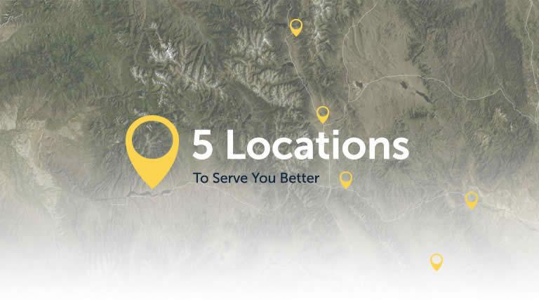 Solvista Locations